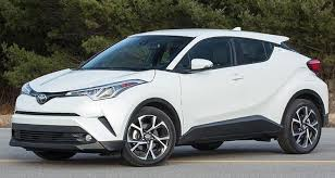 small toyota suv 2018 toyota c hr suv targets a younger audience consumer reports