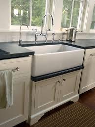 Farm Sink Kitchen Your Kitchen Farmhouse Sinks Regarding Sink Idea 10
