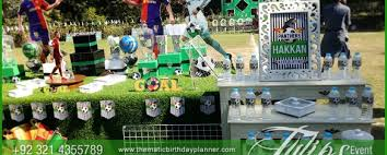 Soccer Theme Party Decorations Boys Party Themes Archives