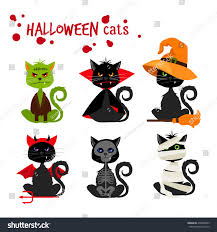 halloween cat eyes background halloween black cat fashion costume stock vector 478898623