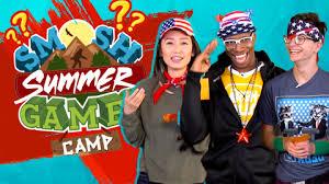 Challenge Smosh Fried Challenge W Smosh Smosh Summer Smosh