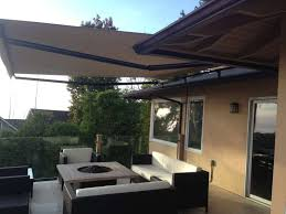 How To Install A Retractable Awning Sunsetter Awnings San Diego Skylight Awning Installed On To An