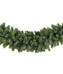 christmas garland with lights christmas garland shop for lights decorations today
