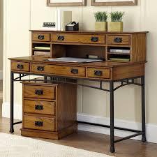 Modern Oak Desk Shop Home Styles Modern Craftsman Transitional Executive Desk At