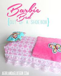 diy barbie house from a shelf a and a glue gun