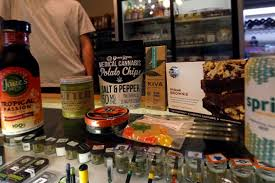 edible cannabis products the business of marijuana will edible and concentrate brands get