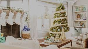 Christmas Home Decoration Pic Christmas Home Tour 2016 Part 1 Designing Vibes