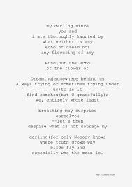 Wedding Quotes Or Poems Best 25 Ee Cummings Ideas On Pinterest Ee Cummings Quotes Ee