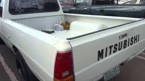 mitsubishi mini pickup 1985 mitsubishi mighty max pickup youtube