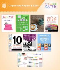organizing business get 658 of conquering your clutter eresources for just 29 97