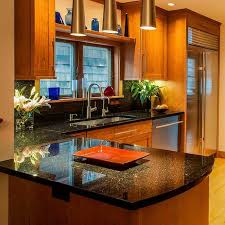 what color countertops go with wood cabinets 10 delightful granite countertop colors with names and pictures