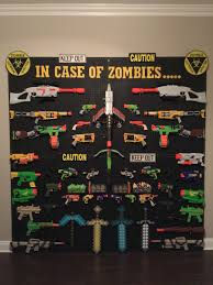 nerf storage ideas game rooms room and nerf