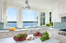 25 kitchen design inspiration what is the view from your kitchen