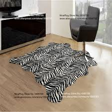 Faux Cowhide Rugs Online Get Cheap Faux Animal Rugs Aliexpress Com Alibaba Group