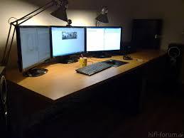 Pc Schreibtisch Mein Schreibtisch Schreibtisch Hifi Forum De Bildergalerie