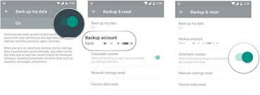 android restore restore android phone from backup