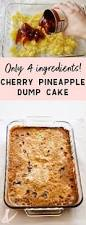 3 ingredient pineapple dump cake sweet baked life cakes