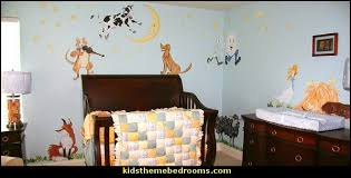Nursery Rhyme Wall Decals Modern House Plans Nursery Rhyme Themed Nursery Decorating Moon