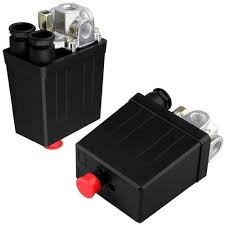air compressor pressure switch 90psi 120psi single phase 240v