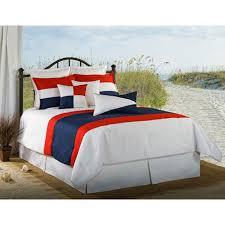 latitude 14 red white u0026 blue nautical bedding