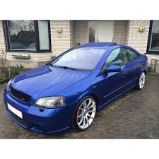 opel bertone opel astra coupe turbo bertone linea blue 2002 bilen er født