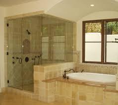 Bathroom Glass Shower Ideas Bathroom Framed Frosted Glass Shower Door Bathroom Glass Doors