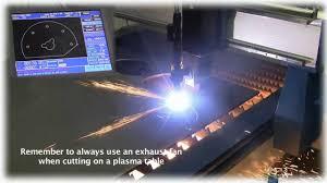 baileigh plasma table software baileigh industrial pt 510hd cnc plasma table youtube