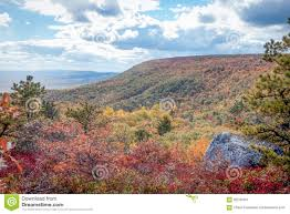 New York State Fall Foliage Map by Glorious View Of Sam U0027s Point Preserve In Shawangunk Mountains New