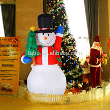sale lowes outdoor christmas snowman decorations with led