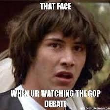 Gop Meme - gop debate memes gopdebatememes twitter