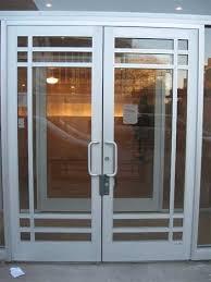 Exterior Aluminum Doors Commercial Entrance Doors Exterior Aluminum Entry Door