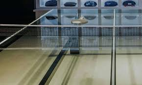 ping pong table cost glass ping pong table glass ping pong table cost dibz co