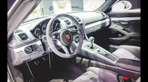 Porsche Boxster Specs - porsche boxster 2016 car specifications and features interior