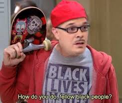 Shaun T Memes - shaun king after being exposed for pretending to be black funny