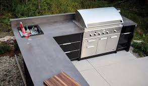 cuisine exterieure cuisines extérieures et cuisines d été sur mesure station grill