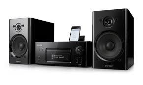 denon home theater denon ceol rcd n8 mini system rcdn8 network streaming