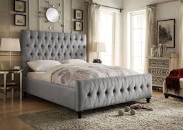 Beige Upholstered Bed Chateau Imports Is A Wholesale Distributor Of Quality Home Furnishing