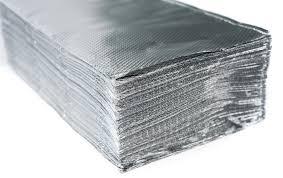 aluminum foil sheet for burger wrapping aluminum foil food