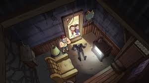 Overhead Door Wiki by Image S1e3 Living Room Overhead Tiny Png Gravity Falls Wiki