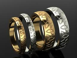 celtic wedding ring sets celtic rings relocating to ireland