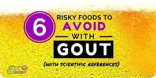6 risky foods to avoid with gout no 5 was unexpected
