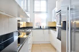 smart design solutions for narrow galley kitchens the creative route