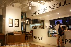 Korean Interior Design Coffeeshop