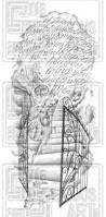 popular drawing designs stairway to heaven by heteroclite360