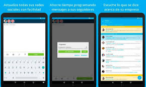 hootsuite for android top de aplicaciones para
