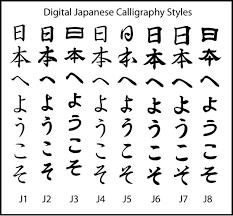 japanese designs your name in japanese kanji japanese