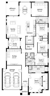Modern Homes Floor Plans Modern House Floor Plans And This Modern Contemporary Home Floor