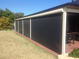 Outdoor Rolling Blinds Outdoor Blinds Perth Action Awnings