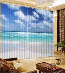 Cheap Beach Decor For Home Online Get Cheap Beach Window Curtains Aliexpress Com Alibaba Group