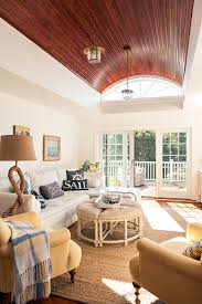 25 cheerful and relaxing beach style sunrooms